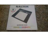 Salter Dashboard Body Analyser Scale