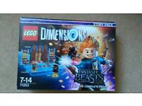 Brand New Lego Dimensions Fantastic Beasts Story Pack
