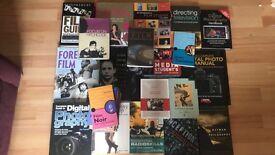 Film/Photography/Media textbooks