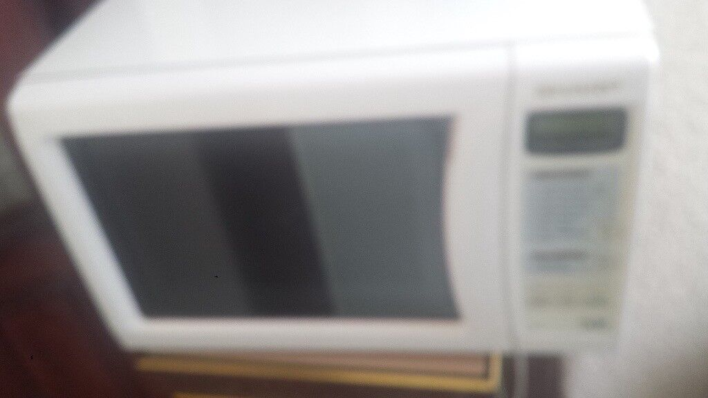 Sharp Microwave - Can deliver locally free