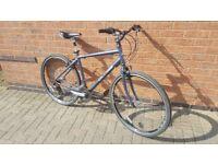 Specialised Globe Hybird Bike - V Brakes - 21 Gears - 700c Wheels With Brand New Schwalbe Tyre's