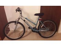 """Ladies 18"""" frame Mountain Bike for sale in very good condition"""