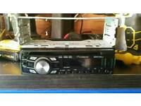 Pioneer cd player