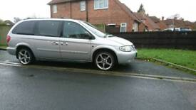 """Wanted Chrysler Voyager 16"""" alloy wheels"""
