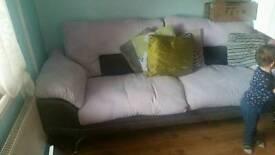 Retro 3seater sofa