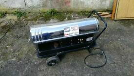 Desil heater
