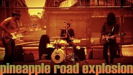 Drummer for busking / street / concerts - Pineapple road explosion - Disco funk rock