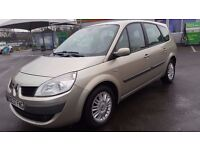 RENAULT GRAND SCENIC AUTOMATIC IN EXCELLENT CONDITION. LONG MOT. FULL SERVICE HISTORY. HPI CLEAR