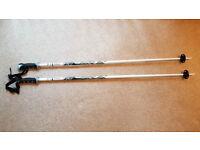 Ski poles 46 inch / 115cm