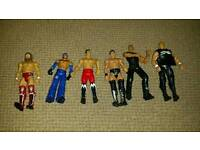 WWE FIGURES Bundle