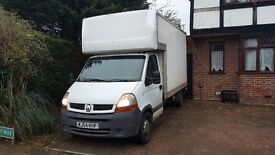 Renault Master Luton 2005 Y. 6 speed. Mot 10.12.2017. Miles 236735. Good Condition.