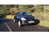 2007 (57) Renault Clio Campus - Black