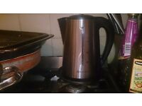 Russell Hobs stainless steel electric kettle