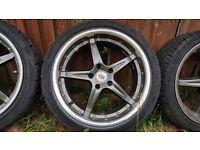 18 inch wheels 5x114.3