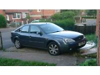 Ford mondeo graphite 1.8 cash or swap for a van