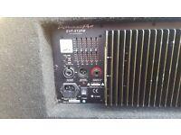 2 Whardale Pro Monitors EVP-12PM 1 Active 1 Passive