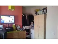 2 Weeks Deposit.Big Double/Twin room.Shower/Toilet shared with 1 room only.Acton Central.All incl.