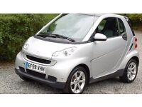 2010 Smart Four two diesel only 42,000 miles, £0 road tax, 80+mpg, immaculate