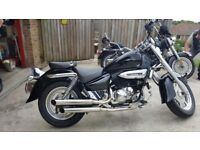 2011 Hyosung Aquilla GV125 - 125cc Cruiser Motorcycle