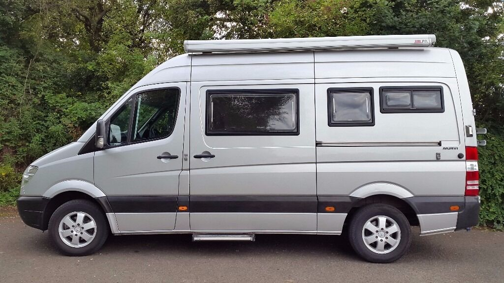 Murvi Morello 318 Mercedes Sprinter Fully Automatic High Spec Conversion For Sale