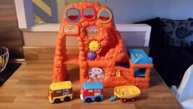 VTech Toot Toot Drivers Goldmine Train Set