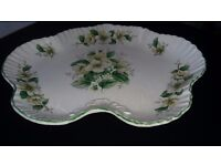 Three beautiful pieces of heirloom china - Wedgewood and Old Foley now selling all three for £10!