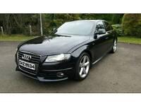 **2008 Audi A4 2.0TDI S Line B8 (MMI Radio, Xenons, Privacy Glass)**