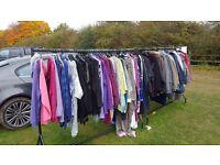 Womens clothes bundle wholesale job lot resale car boot (26/28 size)