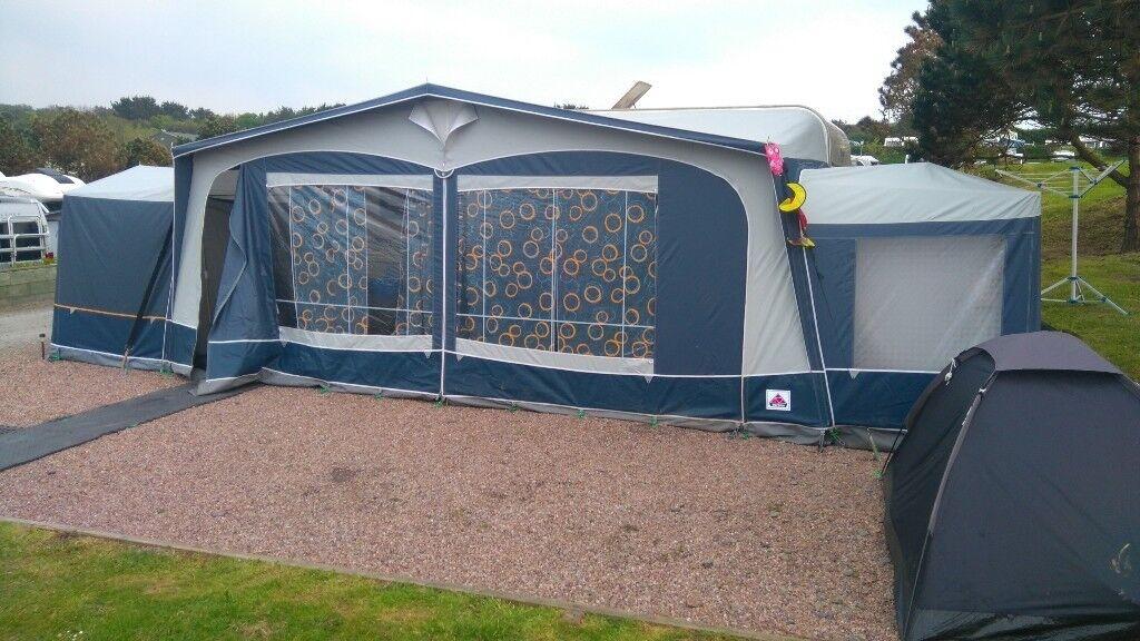 Dorema Daytona size size 13 caravan awning | in Kingswood ...