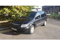 2007 7 seater cheap voyager 80k mot 03/18 2 keys px to clear
