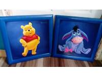 Pictures Winnie the Pooh x 2
