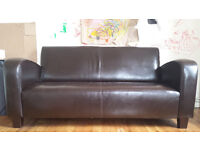 Smart leather sofa / couch