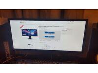 "NEC EA294WMI 29.1"" LED LCD Monitor 21:9 2560 x 1080"