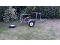 Trailer Chassis and Frame