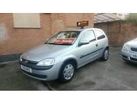 2001 Vauxhall Corsa 1.0cc - Low Mileage - 12 Months Mot - Cambelt & Water Pump Changed