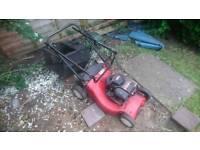 Petrol Mower spares or repair