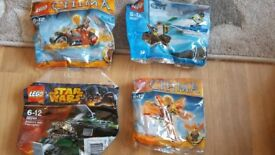 Brand new Lego sets available