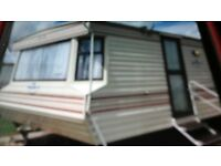 2 bed caravan to rent golden palm chaple st leonards