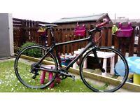 Planet X Pro Carbon Road/Hybrid Bike SRAM Apex 1x size M