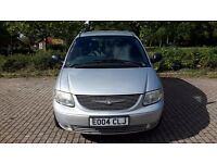 8 SEATER CHRYSLER GRAND VOYAGER FOR SALE