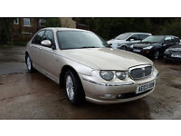 2003 ROVERS 75 CLUB SE 1.8 PETROL LOW MILES 60.000
