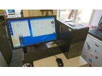 DELL OPTIPLEX 3010 CORE i3 WINDOWS 7 DESKTOP COMPUTER