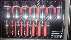Jubilee 1/2 socket set