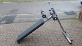 BODY SOLID SIT UP PROFESSIONAL WEIGHTS BENCH