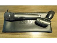 CONDENSER MICROPHONE RODE M2 VOCAL MIC
