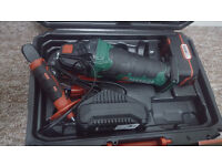 Parkside 20v Team Cordless Angle Grinder PWSA 20Li A1 Massiv with battery & charger