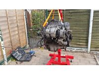 Z18XE vauxhall engine removed from a 2003 astra sri 1.8 16v has covered 111k miles