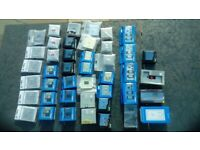 ELECRICAL SWITCHES AND SOCKETS *** BRAND NEW ***