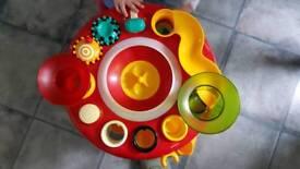 Sensory play table