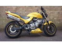 Sweet Honda Hornet CB600 for sale with EVO can
